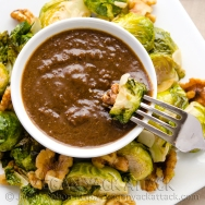 Brussels Sprouts with Vinaigrette