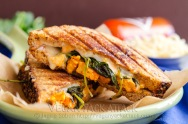 Buffalo Grilled Cheese