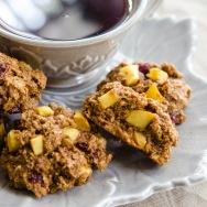 Cran Apple Cookies