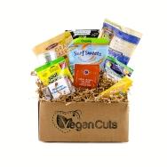 October Snack Box - Vegan Cuts