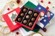 Sjaak's Christmas Chocolates