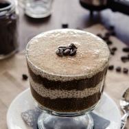 Vanilla Latte Chia Pudding