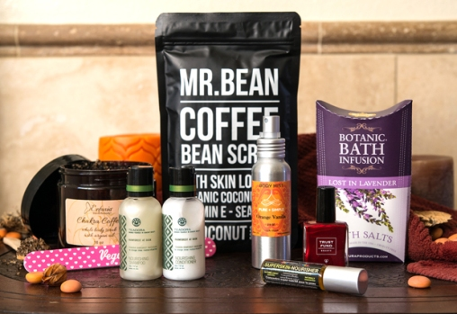 Luxe Spa Box