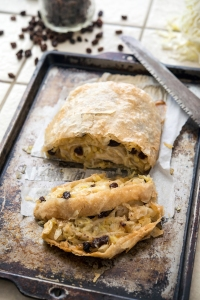 Cabbage Strudel Greens 24/7 Vegan Recipes