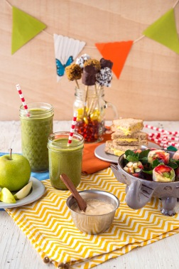 Kid's Picks Spread Happy Herbivore Holidays and Gatherings