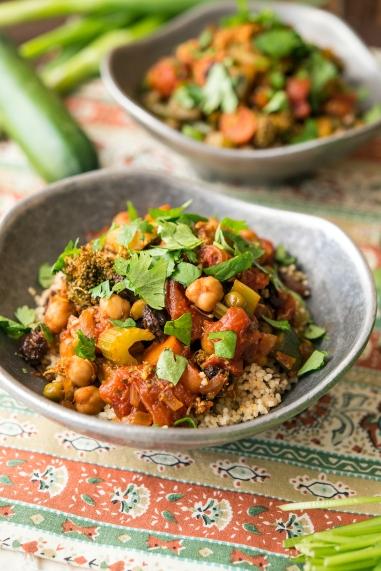 Moroccan Tagine Greens 24/7 Vegan Recipes