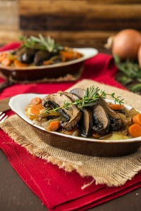 Portobello Pot Roast Happy Herbivore Holidays and Gatherings