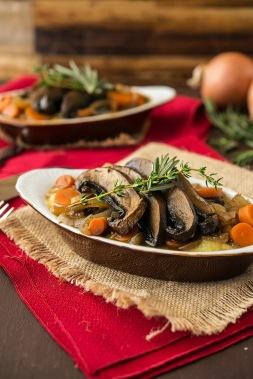 Portobello Pot Roast Happy Herbivore Holidays and Gatherings