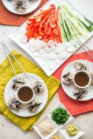 Zaru Soba Greens 24/7 Vegan Recipes