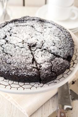 Zucchini Chocolate Cake Greens 24/7 Vegan Recipes
