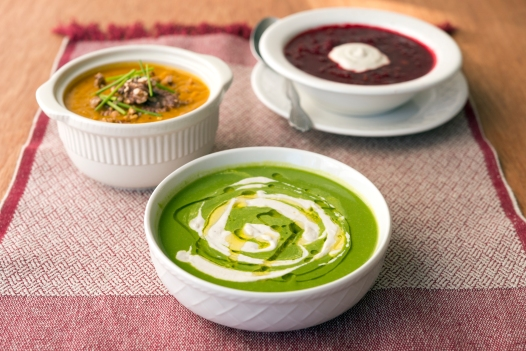 Soup Trio from Superfoods 24/7