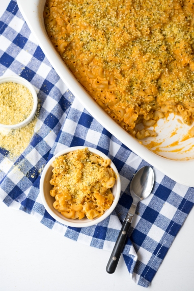Sweet Potato Mac and Cheese from Superfoods 24/7