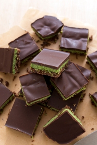 Mint Nanaimo Bars from Superfoods 24/7