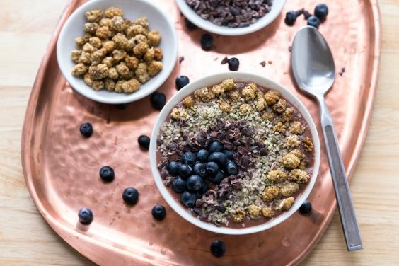 Acai Bowl from Eaternity by Jason Wrobel // Photo by Jackie Sobon