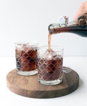 Black Cherry Soda from Eaternity by Jason Wrobel // Photo by Jackie Sobon
