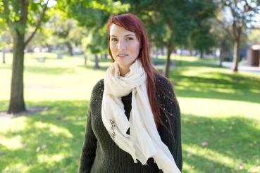 Fashion Portrait - Megan for Vegan Cuts