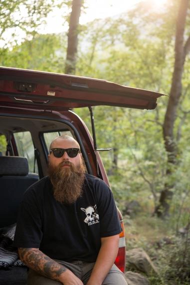 Lifestyle Portrait - Corey of Superior Defense
