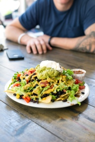 Vegan Nachos - Ahimsa, Long Beach