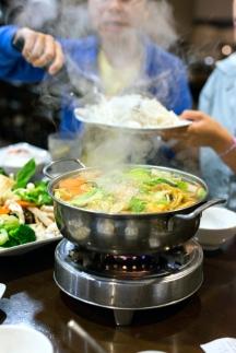 Vietnamese Hot Pot - Bo De Tinh Tam Chay, Westminster