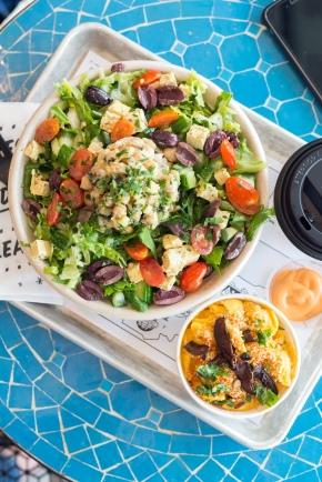 Salad & Mac - ByChloe, Silverlake