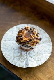 Cookie Monster Cupcake - Erin McKenna's Bakery, Larchmont