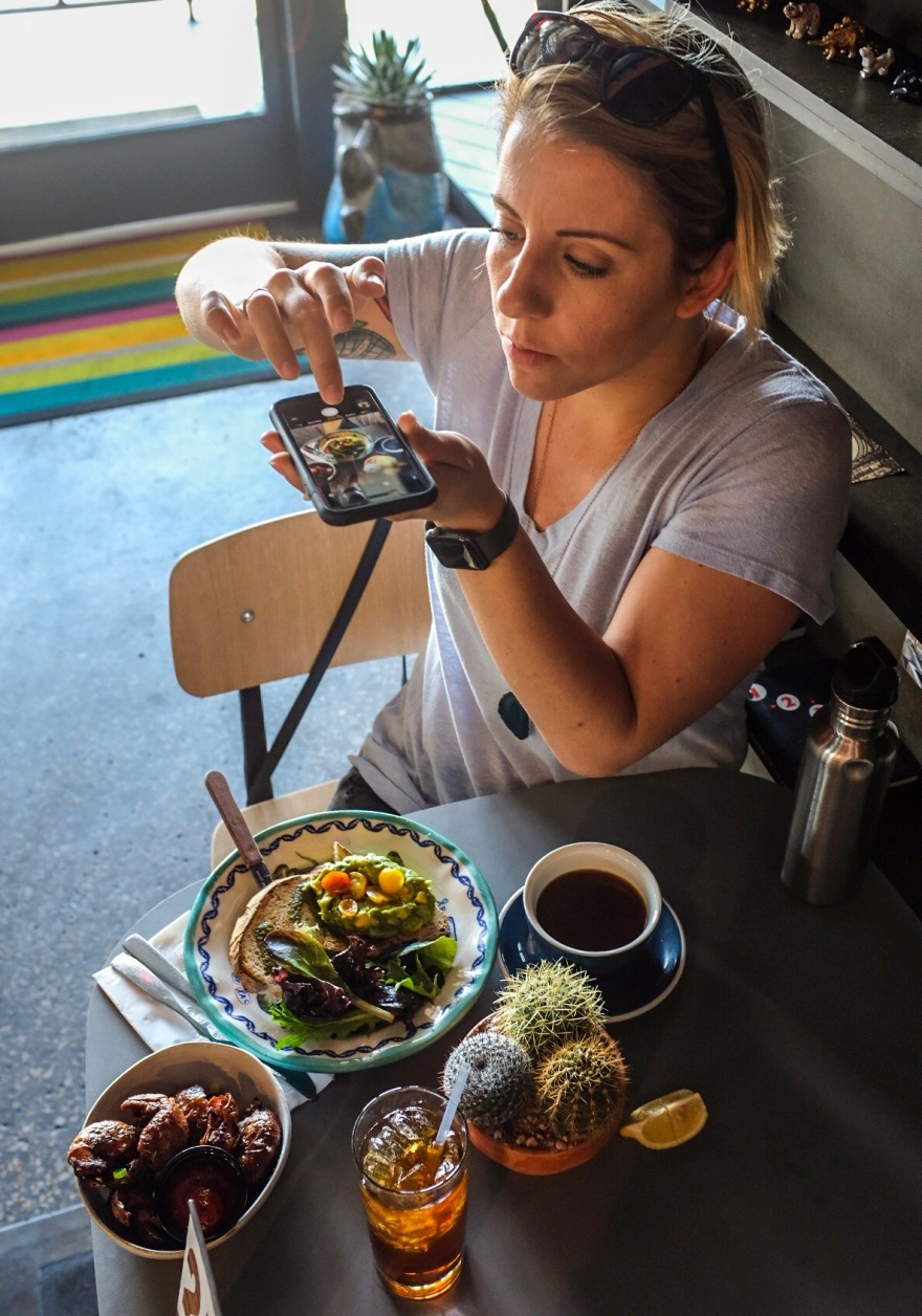 Food Photographer Jackie Sobon of Vegan Yack Attack